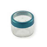 Powder Jars With Sifter (18ml)