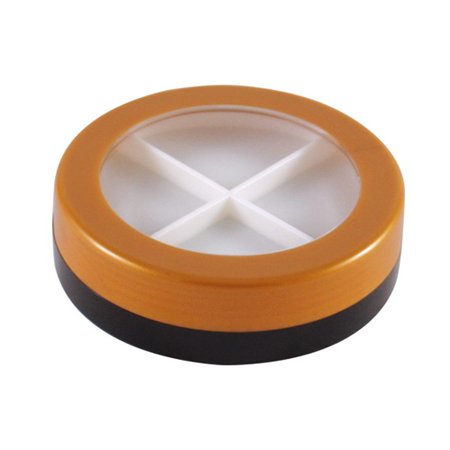 Small Plastic Cosmetic Containers (3ml)
