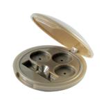 Face Powder Compact Case, Compact Powder Case K59-3