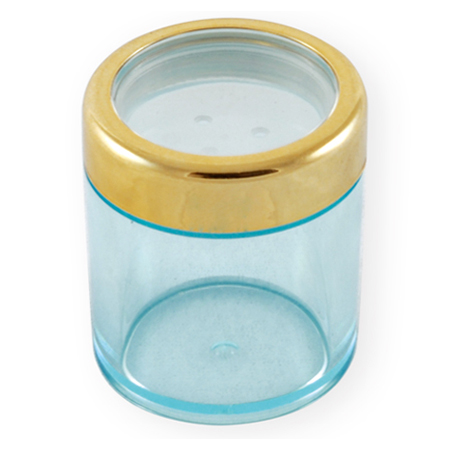 Powder Jars With Sifter (25ml)