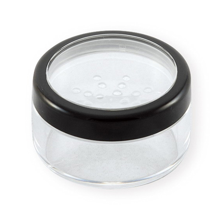 Powder Jars With Sifter (30ml)