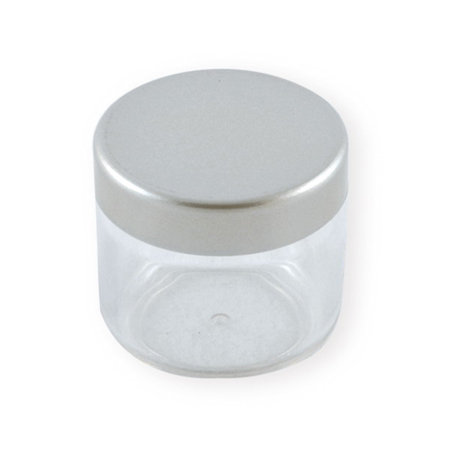 Powder Jars With Sifter (60ml)