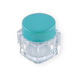 Powder Jar With Sifter, Integrity Cosmetic Container