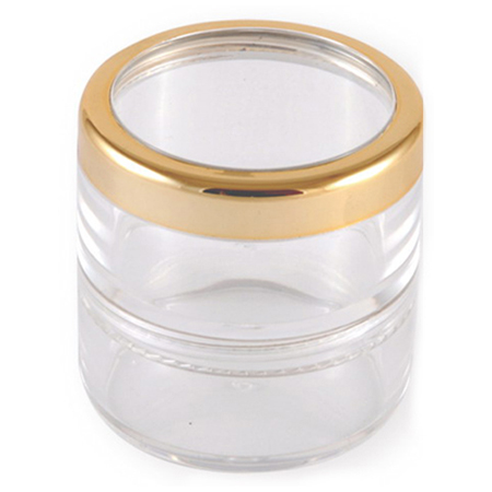 Stackable Makeup Containers (30ml)