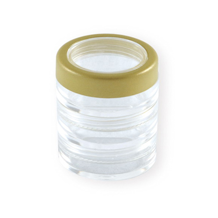 Stackable Cosmetic Jars (5ml)